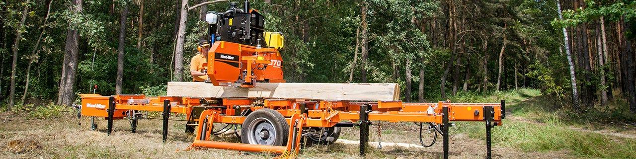Professional Sawmills