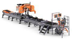 WB2000 TITAN Industrial Sawmill