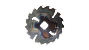 Multirip Saw Blades for Softwood