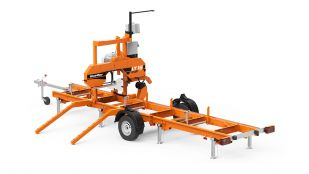 LT15START Mobile Sawmill
