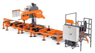 WM3500 Industrial Sawmill