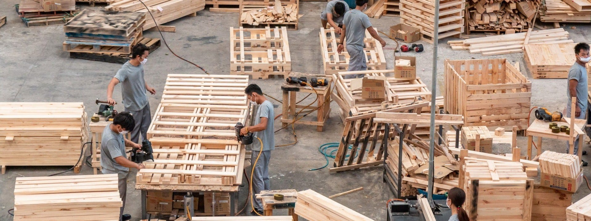 Thai Pallet Company Doubles Productivity with One Wood ...