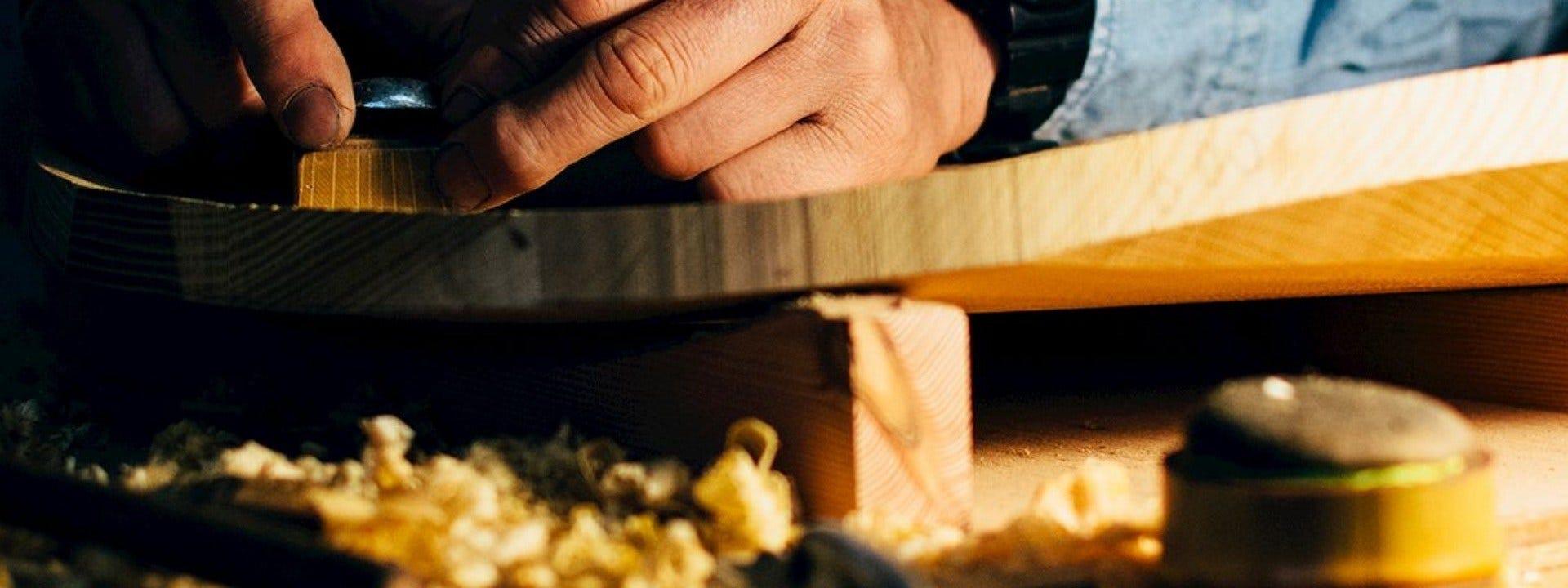 Handcrafting Zen Chairs in Japan