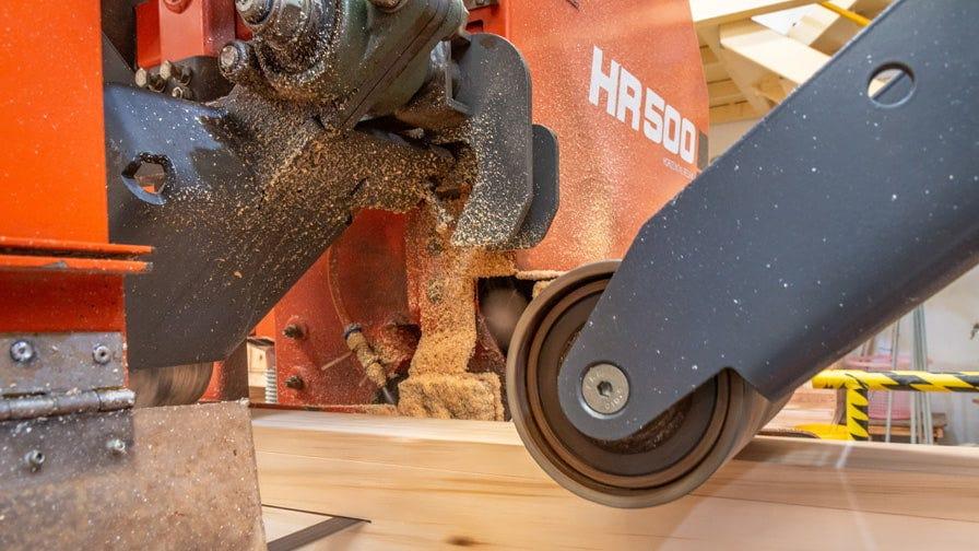 Wood-Mizer HR500