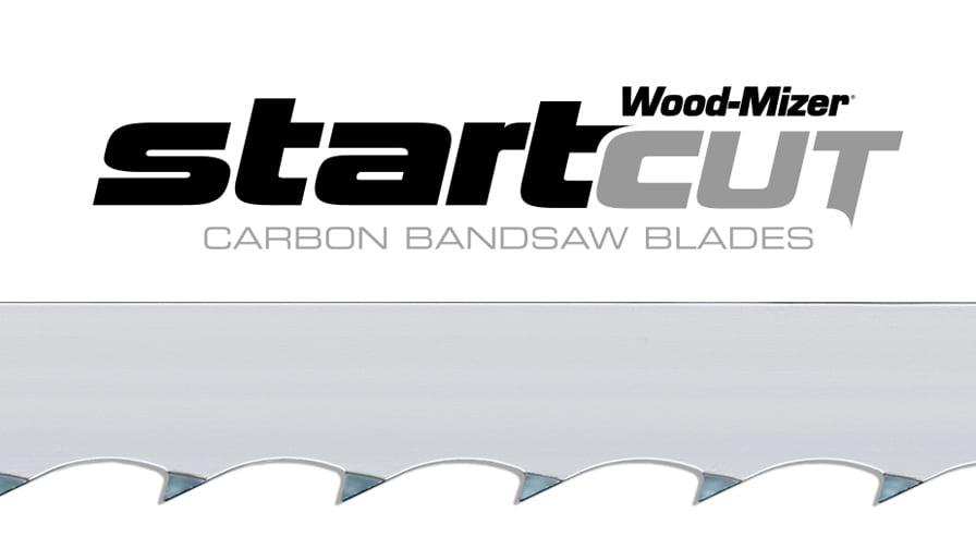 Wood-Mizer StartCUT blades