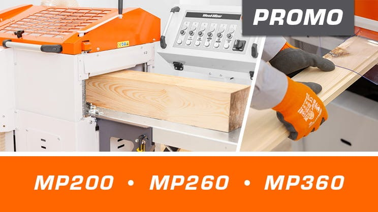 Planers / Moulders Promo Wood-Mizer