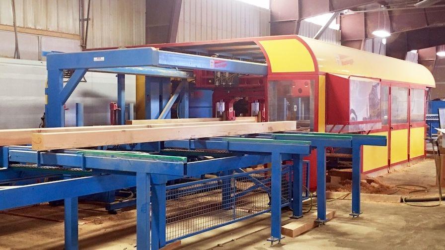 Ark Encounter CNC Machine