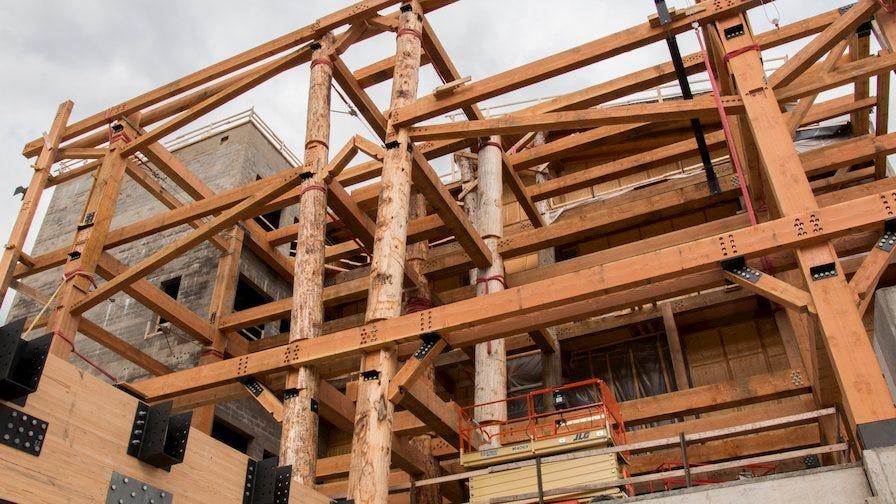 Ark Encounter Construction